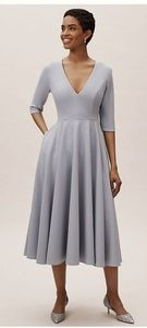 Anthropologie BHLDN Valdis Dress